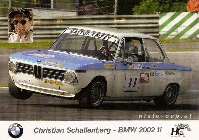 BMW 2002 ti - CHRISTIAN SCHALLENBERG