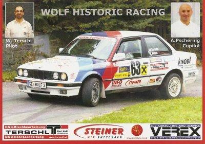 BMW 325i - WOLFGANG TERSCHL