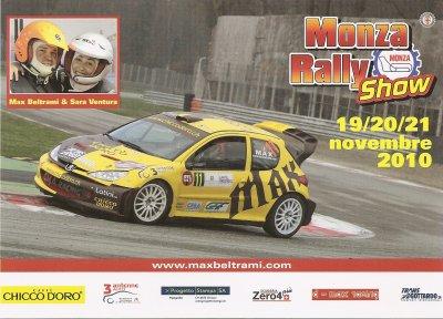 PEUGEOT 206 WRC - MAX BELTRAMI