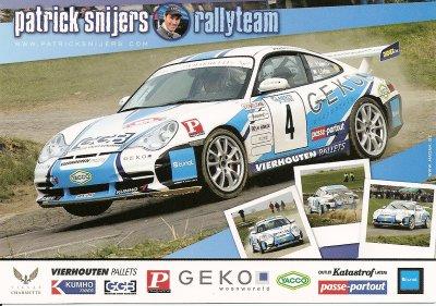 PORSCHE 911 GT3 - PATRICK SNIJERS