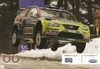 FORD FOCUS WRC - KHALID AL QASSIMI