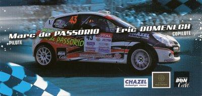 RENAULT CLIO R3 - MARC DE PASSORIO