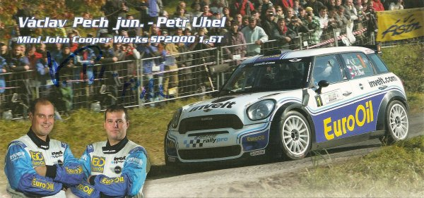 MINI JOHN COOPER WORKS - VACLAV PECH JR
