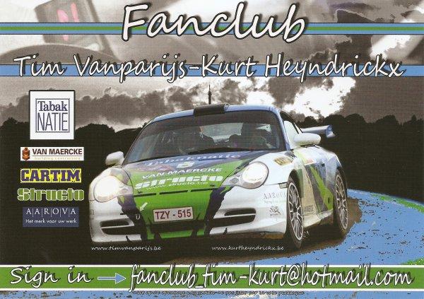 PORSCHE 996 GT3 - TIM VANPARIJS