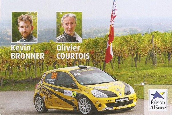 RENAULT CLIO R3 - OLIVIER COURTOIS