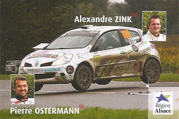 RENAULT CLIO R3 - PIERRE OSTERMANN