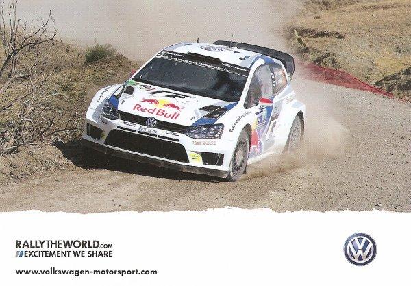 VW POLO WRC - MIIKKA ANTTILA