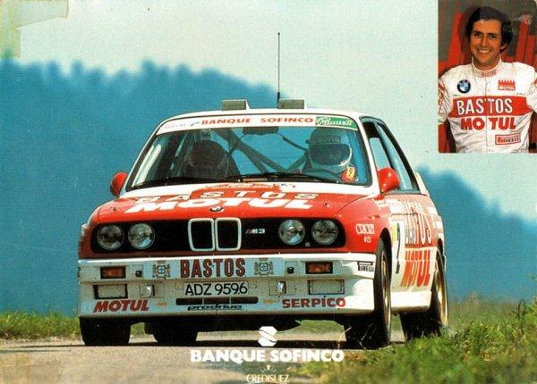 BMW M3 - FRANCOIS CHATRIOT