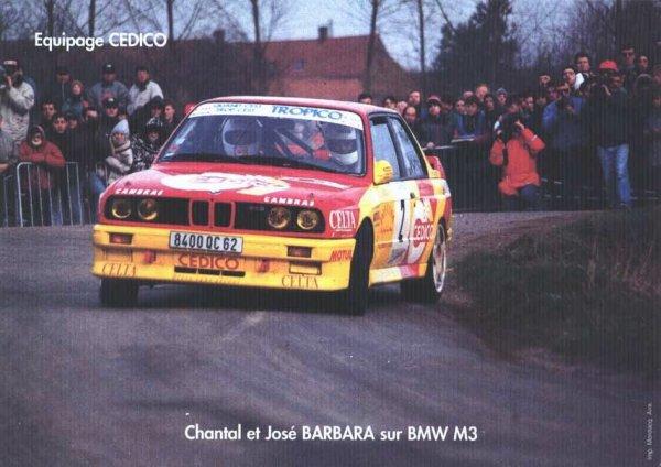 BMW M3 - JOSE BARBARA