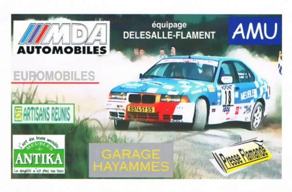 BMW 325i - YANNICK DELESALLE