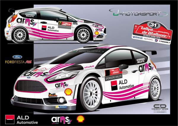 FORD FIESTA R5 - JOURDAN SERDERIDIS
