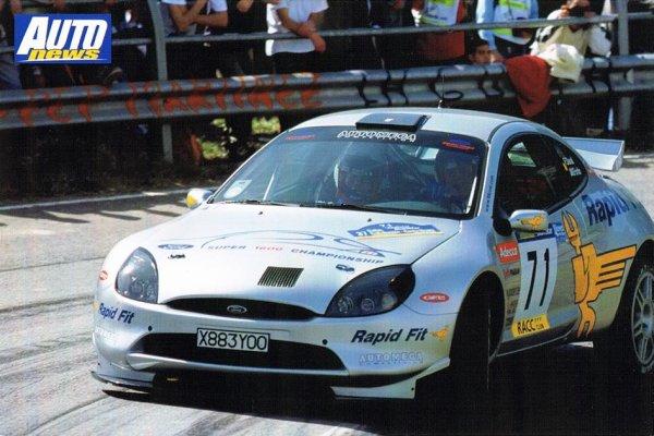FORD PUMA SUPER 1600 - FRANCOIS DUVAL