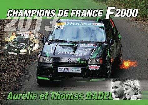 RENAULT CLIO - THOMAS BADEL