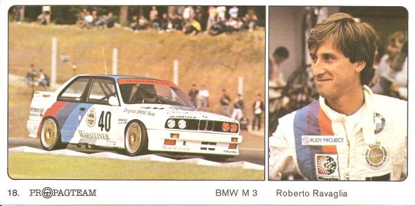 BMW M3 - ROBERTO RAVAGLIA