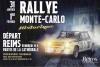 DEPART RALLYE MONTE-CARLO HISTORIQUE 2019 REIMS