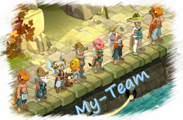 My-team !