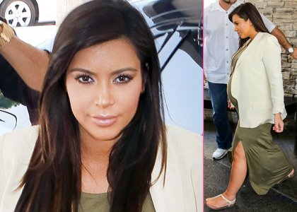 After he cheated on her boyfriend with a Canadian casual ..Kim Kardashian laugh