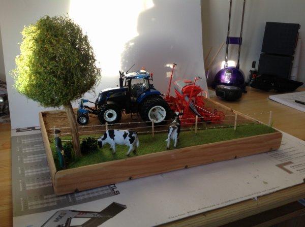 Diorama semis