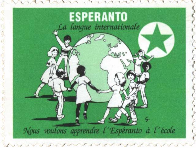 Bienvenue dans l'univers de l'Esperanto...