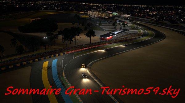 Sommaire Gran Turismo