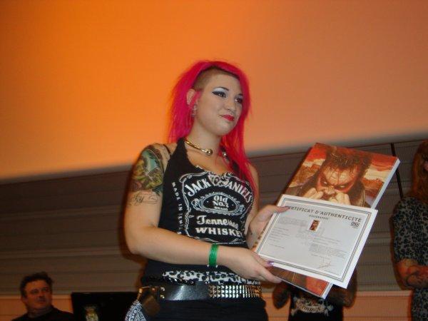 Convention de tattoo de toulouse !