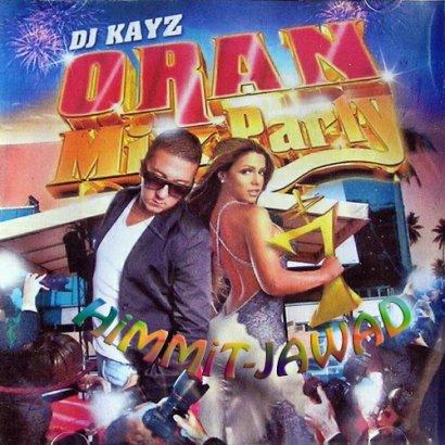 Dj KAYZ Oran Mixparty vol7 (2012)