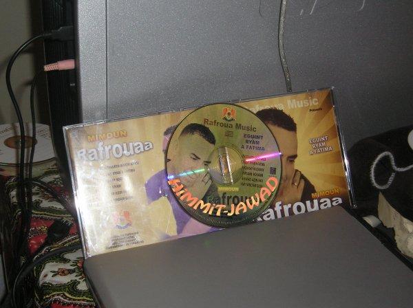 Mimoun Rafroua 2012  (Original CD)