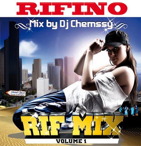 Dj Chemssy Rifino Rif Mix vol1 (FASSiPHONE) CD Full HQ !!!