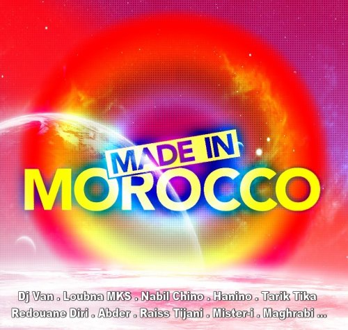 MADE iN MOROCCO 2013 (4CD's )!!!