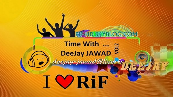 Time With DeeJay JAWAD (Vol 2)