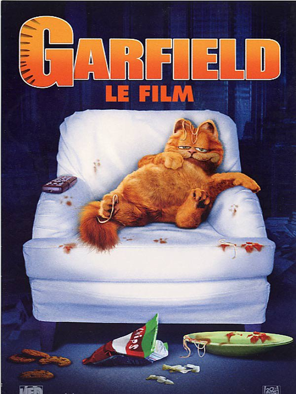 Garfield //  Créas //  Article // Source