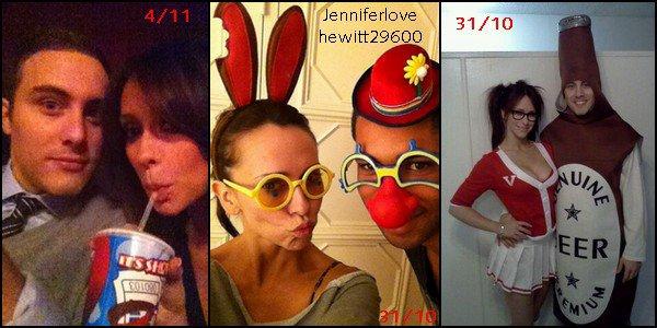 News de la belle et talentueuse Jennifer Love Hewitt. Nouvelels photos de son twitter ainsi que des nouvelles photos de candids. Le couple etait de sortie : SO CUTE ! ♥