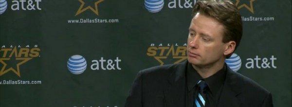 Interview d'après match de Glen Gulutzan - 16/03/2012