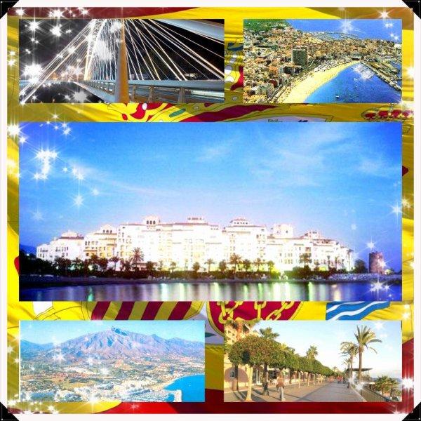 L'Espagne le pays dans mOn cOeur Le Seυle & L' υniqυe ♥