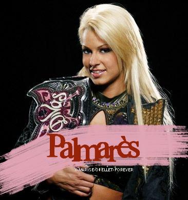 Ses Palmarès .