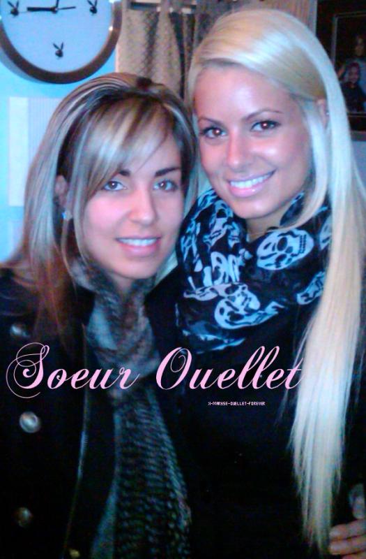 Maryse et Michelle Ouellet