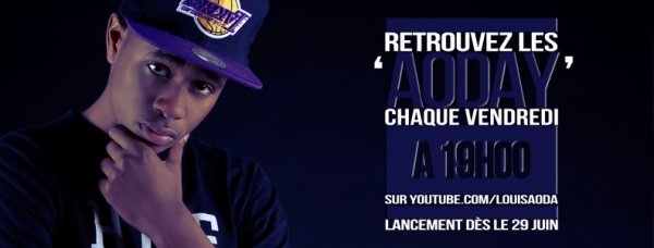 Rejoignez Louis Aoda sur Facebook