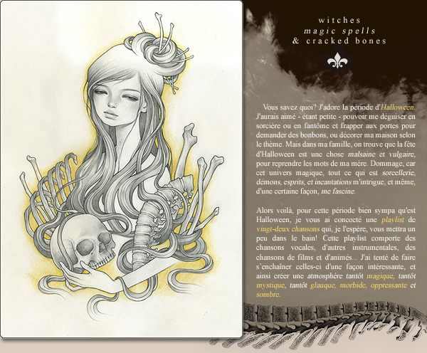 Witches, Magic Spells and Cracked Bones