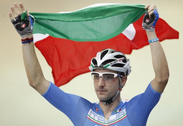 One-Shot n°10: Elia Viviani