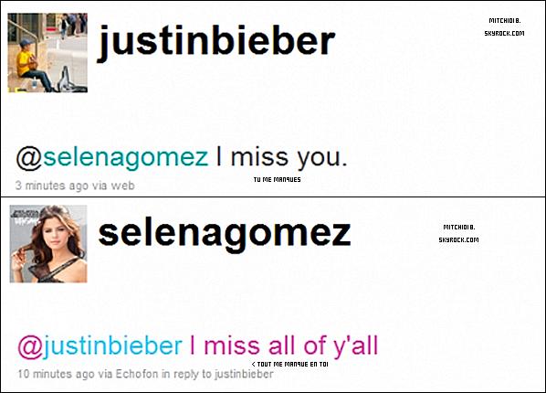00   .Dimanche 06 Mars :Selena & The Scene donnant un concert à Houston au Texas.selly en a profité pour chanter joyeux anniversaire à son pére.coté tenue : c'est du dejà vu+message de justin via twitter pour selena trops choux!