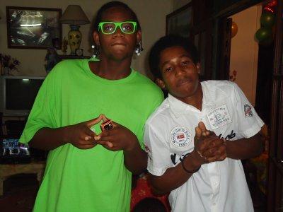 année 2010-2011 avec deejay juju
