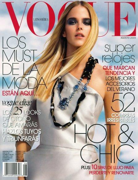 Shannan Click - Vogue Mexique, août 09'
