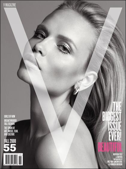 Natasha Poly - V Magazine
