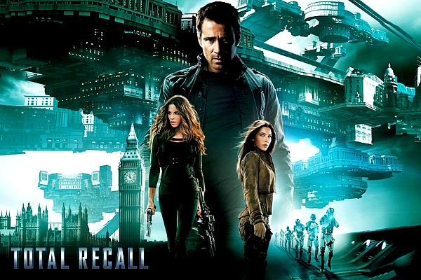 """. Ma critique du film """"Total Recall"""", sorti le 15 Août dans les salles françaises !  ."""