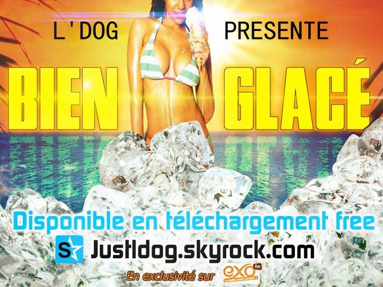 """L'DOG du groupe """"da-moun"""" / L'DOG """"BIEN GLACé"""" ainsi que le clip officiel""""LAVILéCOURTE"""" (2013)"""