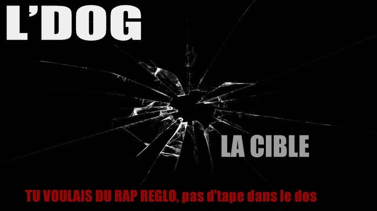 L'DOG / LA CIBLE  (2014)