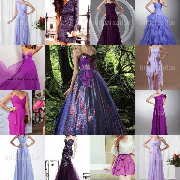 Montage de robes