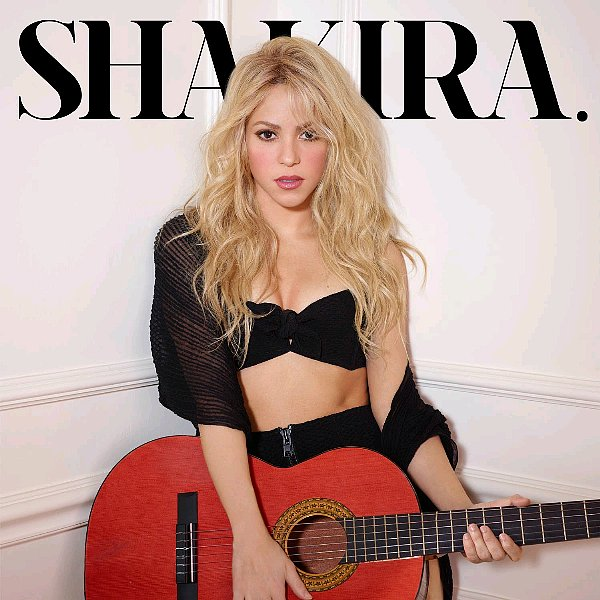 SHAKIRA / Can't Remember To Forget You (2014)