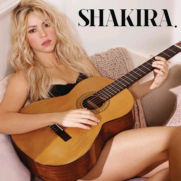 SHAKIRA / Chasing Shadows (2014)