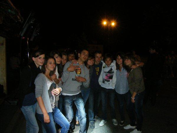 BAL A LUZY LE 14 JUILLET 2011